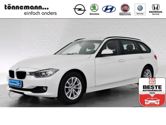 BMW 318 d Touring, AHK, Navi, Bi-Xenon, Parkpilot v.+h., Sitzheizung, Jahr 2014, Diesel