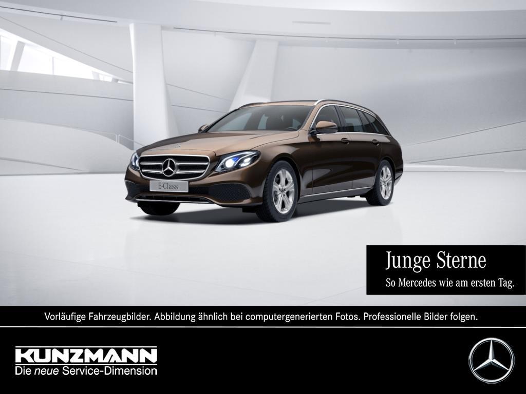 Mercedes-Benz E 220 d T Avantgarde Navi LED Kamera Totwinkel, Jahr 2017, Diesel