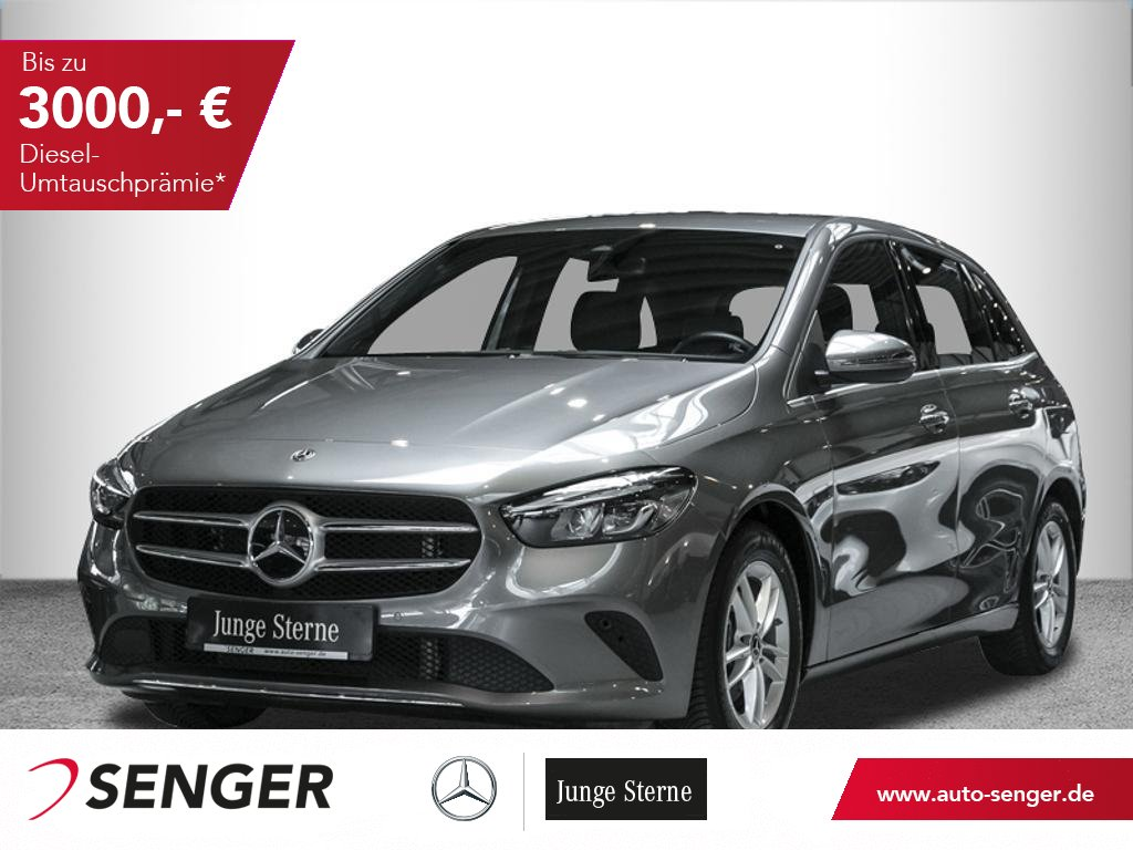 Mercedes-Benz B 180 *Style*LED*Parktronic*Sitzheizung*Tempomat, Jahr 2019, Benzin