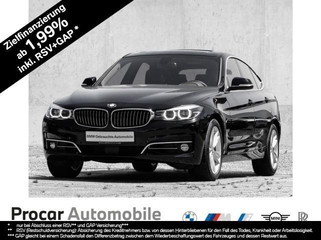 BMW 330 Gran Turismo GT Luxury Line Automatik Aut. PDC, Jahr 2017, Diesel