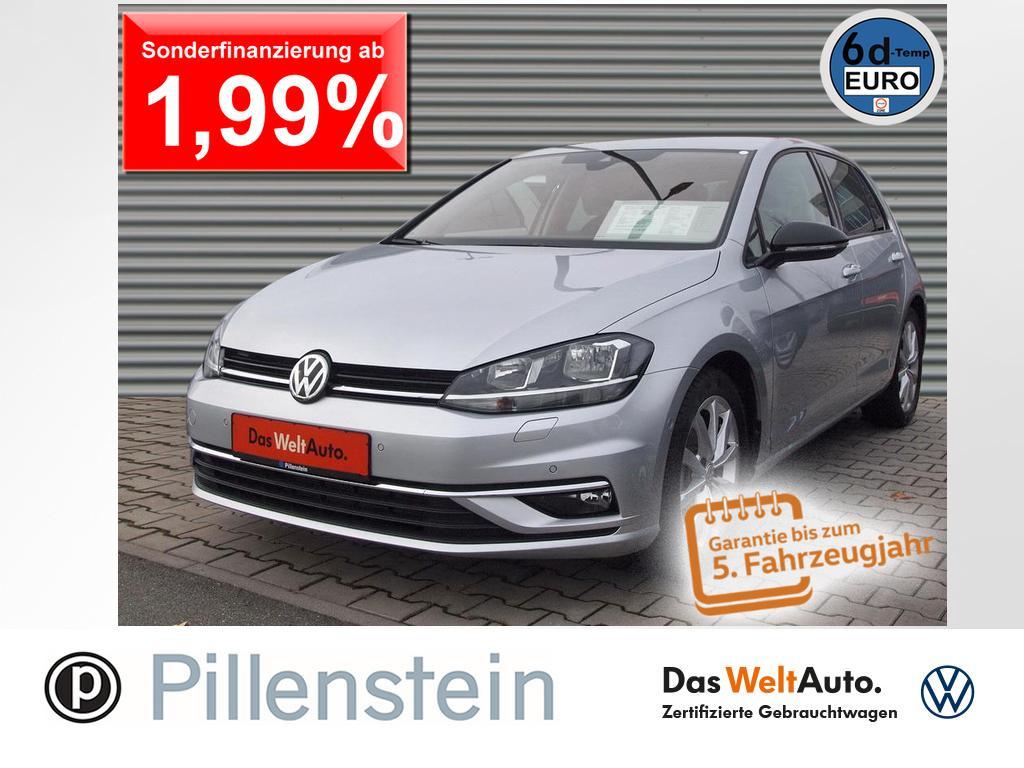 Volkswagen Golf 1.6 TDI IQ.DRIVE R-LINE ACC NAVI PARKLENK, Jahr 2019, Diesel