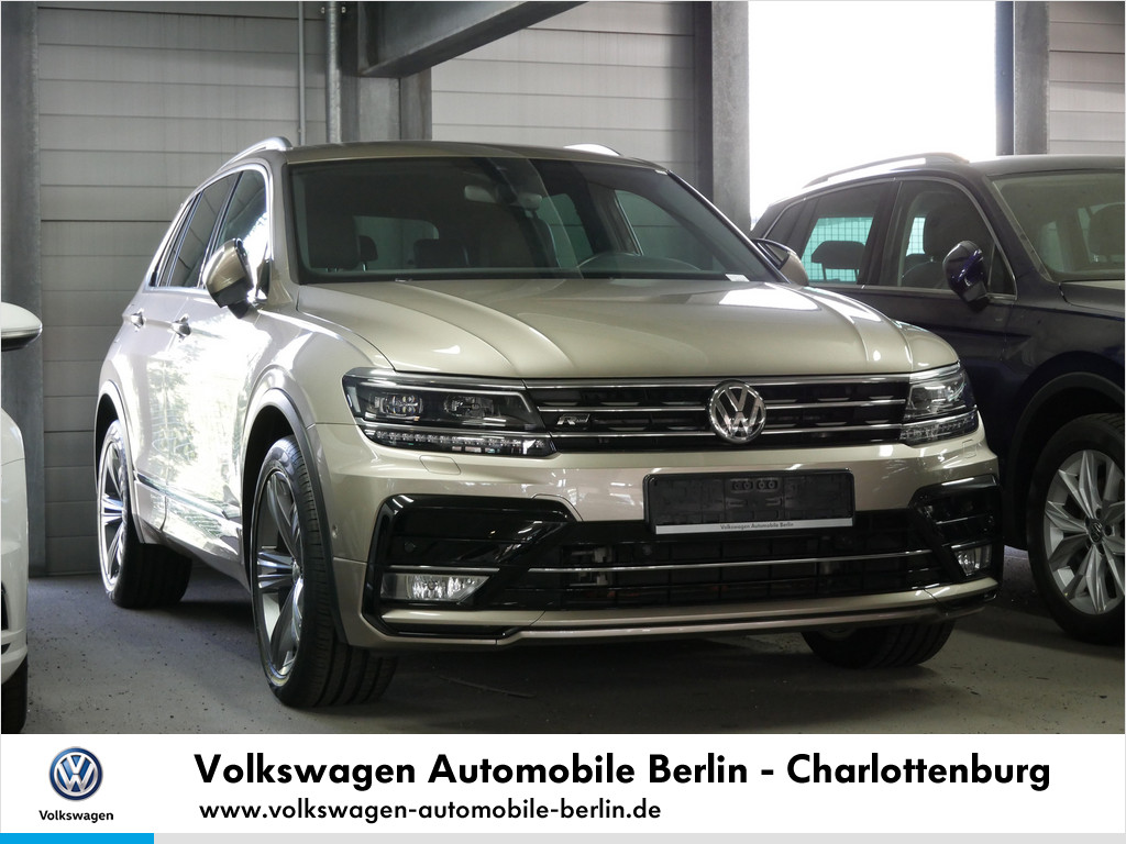Volkswagen Tiguan 2.0 TDI Highline R-Line, Jahr 2017, Diesel