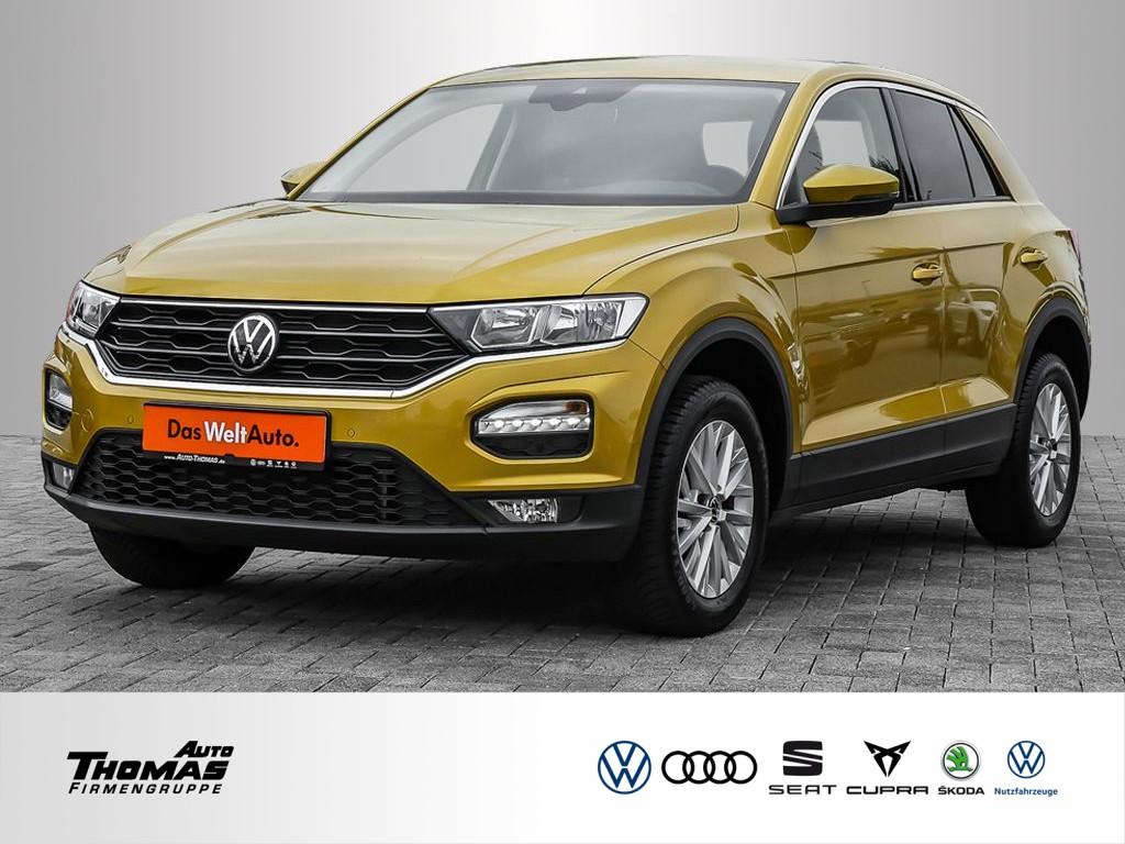 Volkswagen T-Roc 1.6 TDI 116PS Navi*App-Connect*Sitzheizung, Jahr 2020, Diesel