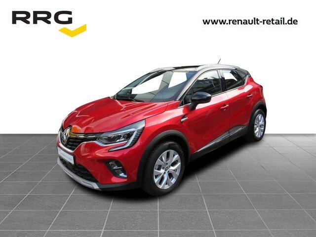 Renault Captur II TCe 100 Intens, Jahr 2020, Benzin
