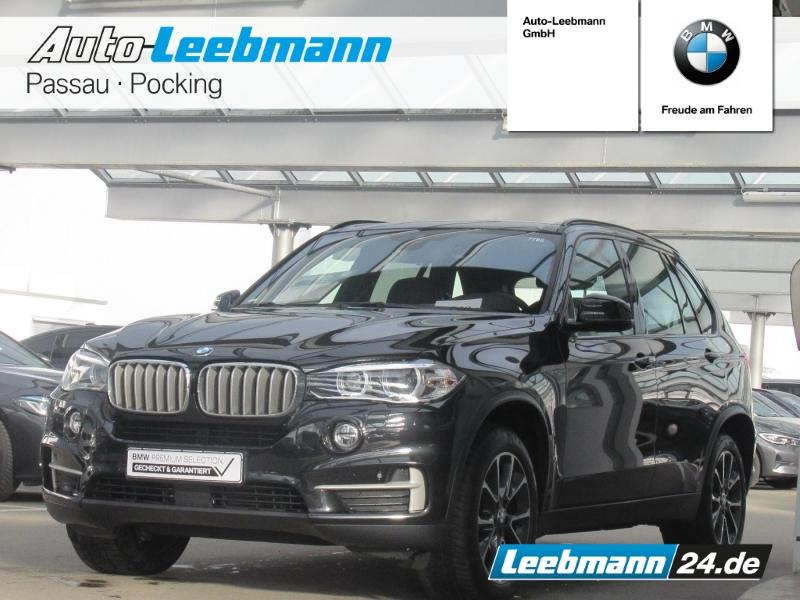 BMW X5 xDrive40d S-Aut. GARANTIE AHK/SITZBEL./MERINO, Jahr 2017, Diesel