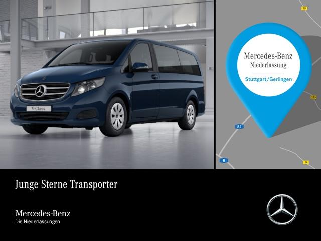 Mercedes-Benz V 220 d RISE Lang+AHK+Navi+Park-Ass.+Sitzheizung, Jahr 2018, Diesel