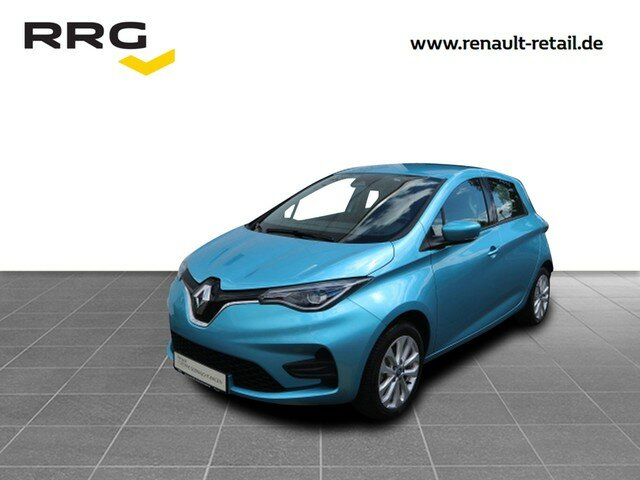 Renault ZOE EXPERIENCE 50 zzgl. Batterie Navi, Klima, PD, Jahr 2020, Elektro