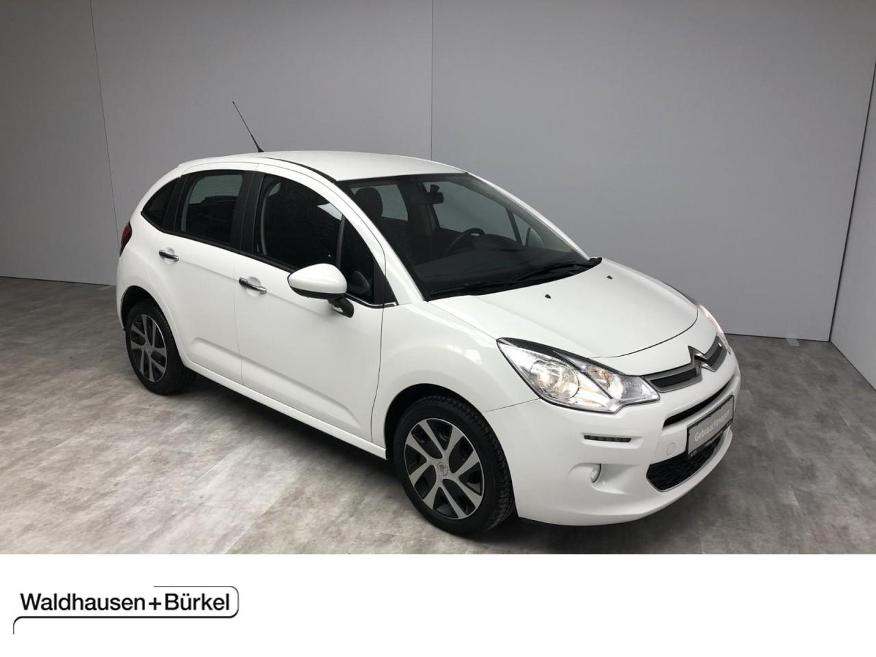 Citroën C3 1.0 VTi PureTech Klima Einparkhilfe, Jahr 2016, Benzin