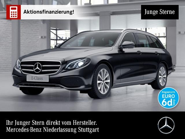 Mercedes-Benz E 200 d T Avantgarde Stdhzg LED Kamera Totwinkel, Jahr 2019, Diesel