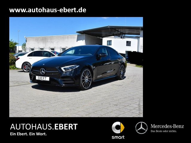 Mercedes-Benz CLS 300 d AMG Coupé COMAND+LED+ESHD+WIDESCREEN, Jahr 2019, Diesel