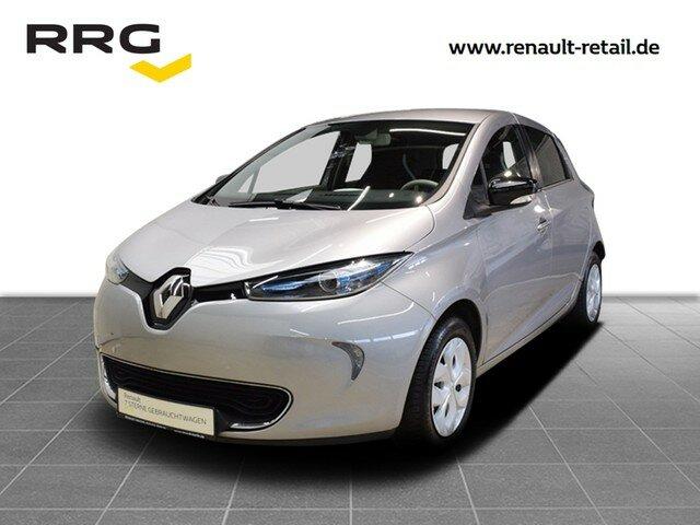 Renault ZOE LIFE LIMITED AUTOMATIK zzgl. Batteriemiete, Jahr 2016, Elektro