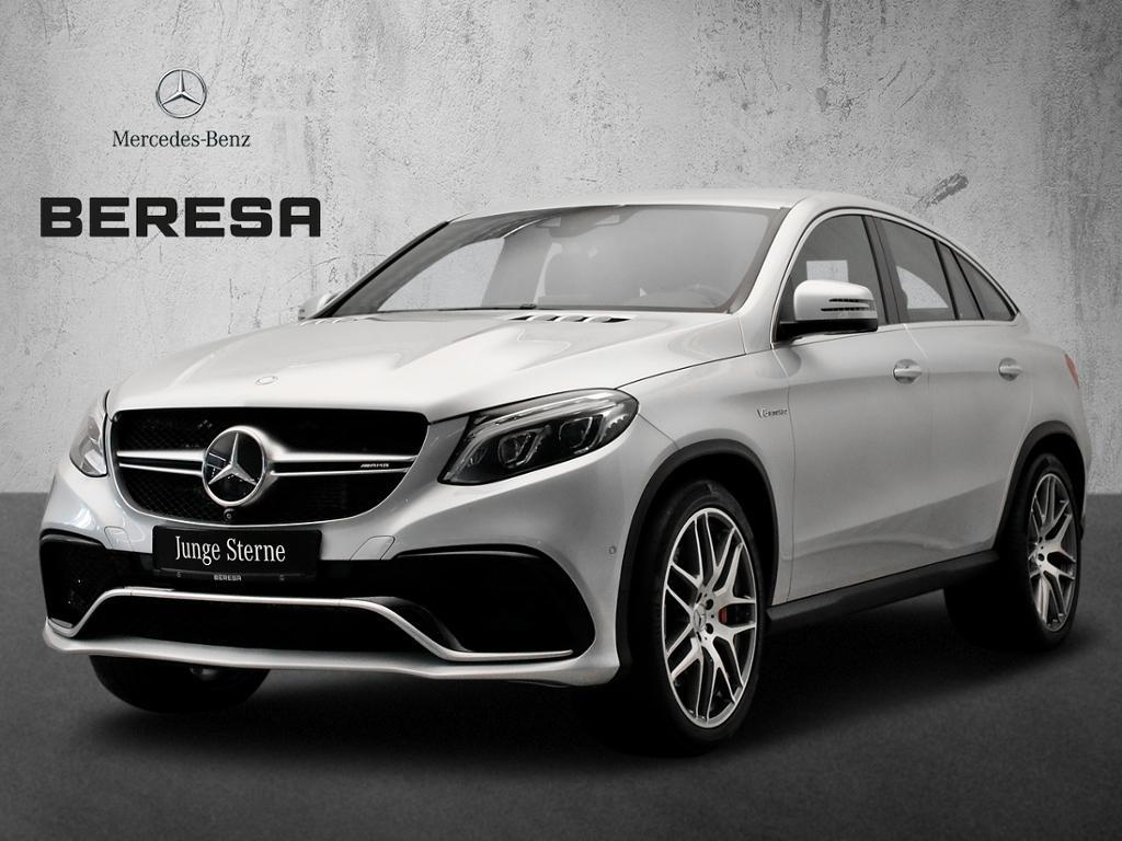 Mercedes-Benz GLE 63 AMG 4M S Coupé *585 PS* Drivers P. 360°, Jahr 2015, Benzin