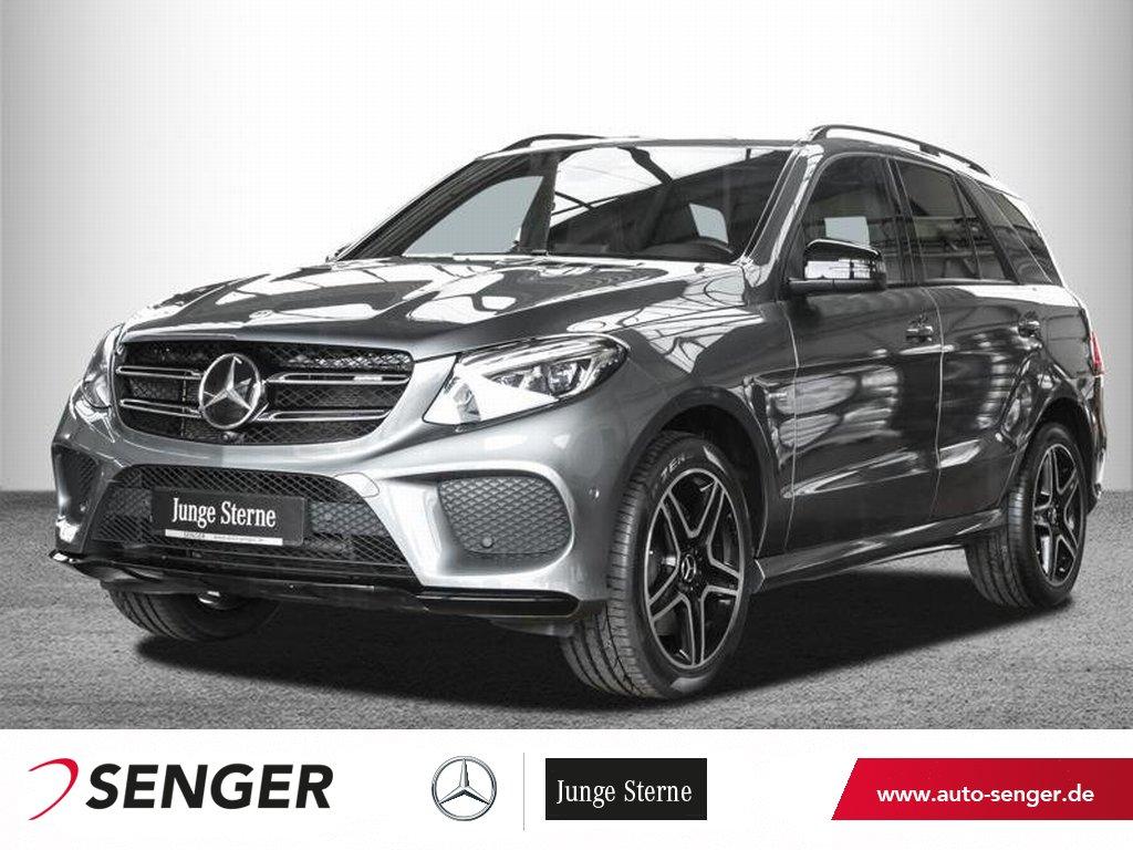 Mercedes-Benz GLE 43 AMG 4M*Distronic*Schiebedach*Comand*Night, Jahr 2018, Benzin
