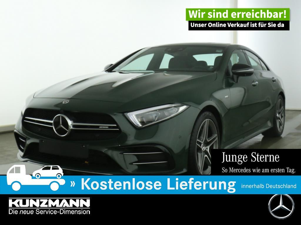 Mercedes-Benz CLS 53 AMG 4M+ Coupé AMG Comand LED 360° Keyless, Jahr 2019, Benzin