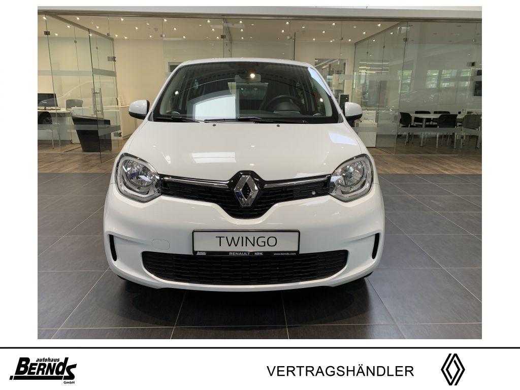 Renault Twingo SCe 65 LIMITED R & GO-Klima-Paket BT-RADIO, Jahr 2021, Benzin