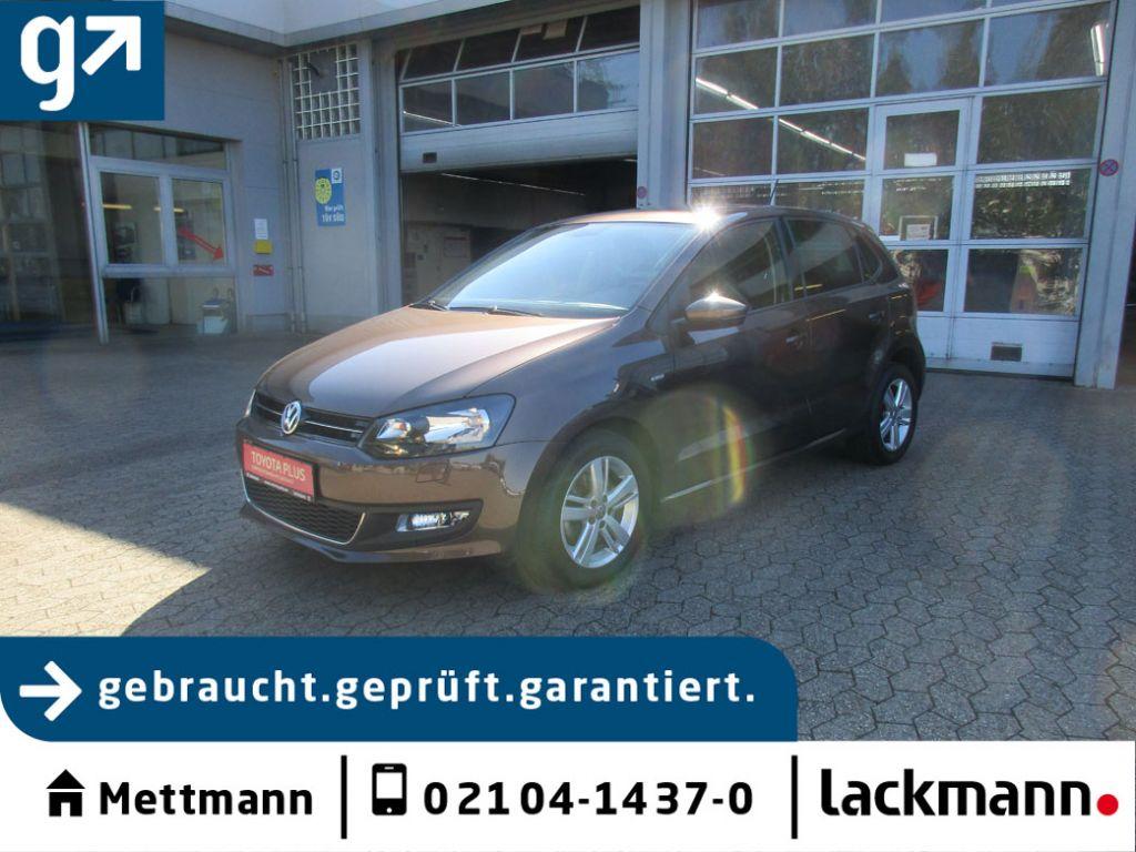 Volkswagen Polo 1.2 TSI DSG Life *AHK*EPH*, Jahr 2014, Benzin