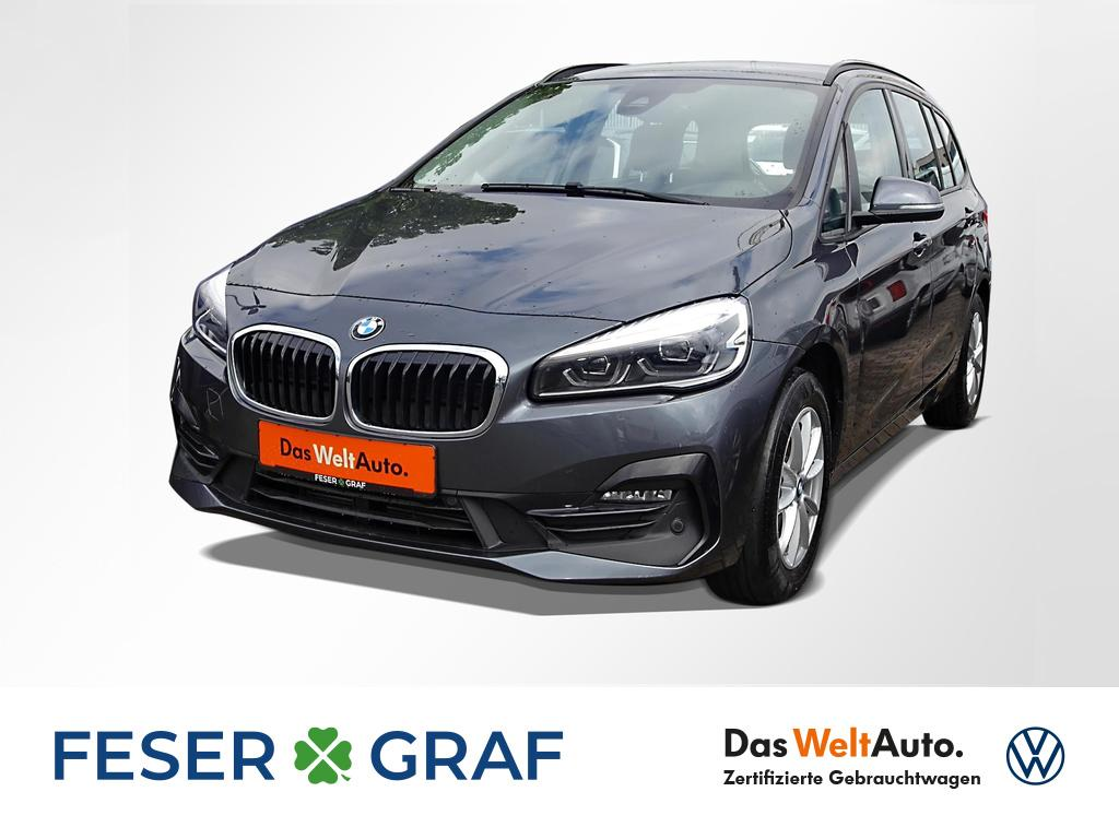 BMW 216 Gran Tourer Sport Line 1.5 TDI Navi LED PDC, Jahr 2019, Diesel