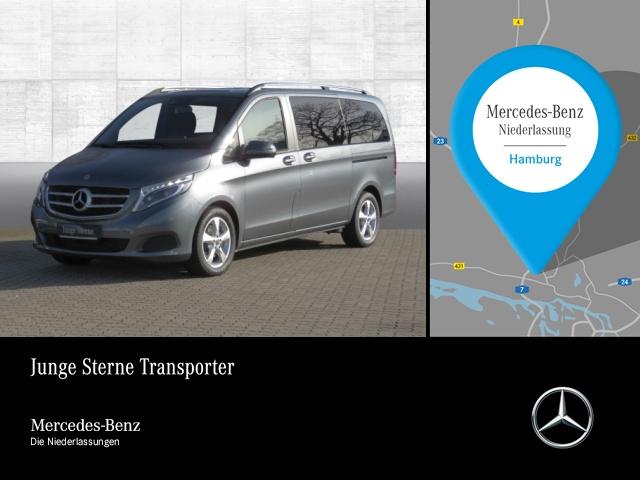 Mercedes-Benz V 220 CDI lang Edition Stdhzg Sportpak ILS LED AHK, Jahr 2019, Diesel