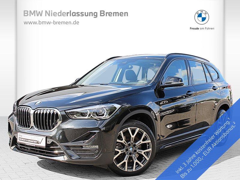 BMW X1 xDrive20d Sport Line Head-Up HiFi LED RFK, Jahr 2019, Diesel