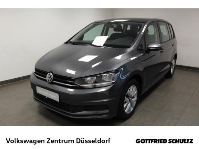 Volkswagen Touran Trendline 1.6 TDI *Navi*PDC*Alu*SHZ*, Jahr 2017, Diesel