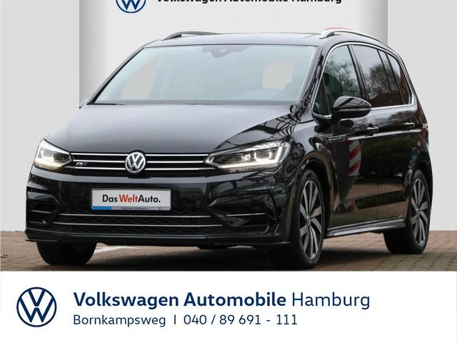 Volkswagen Touran 1,8 TSI BMT Highline DSG/R-LINE/PANO/NAVI/LED/AHK, Jahr 2016, Benzin