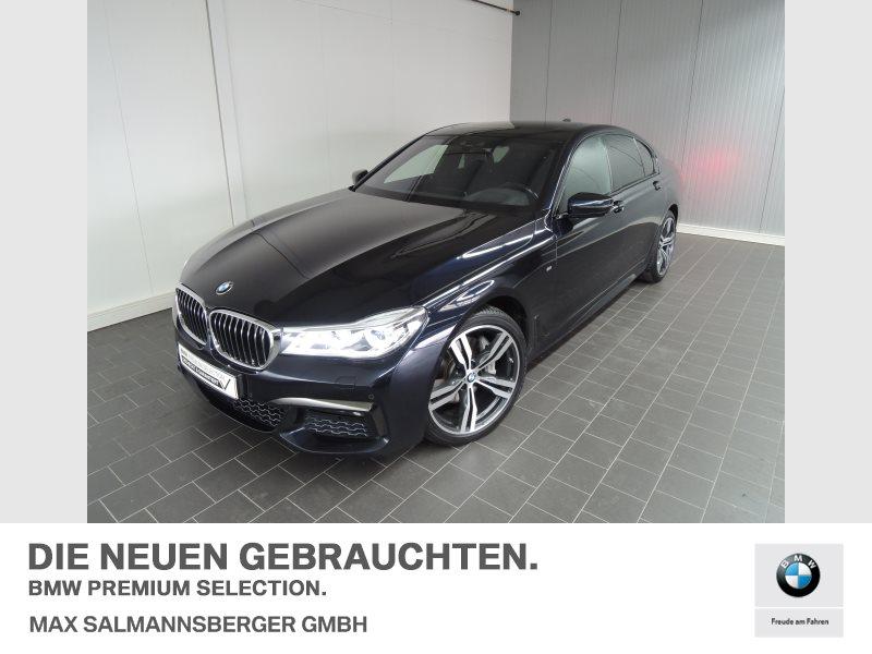BMW 730d xDrive Limousine M Sportpaket Night Vision, Jahr 2017, Diesel