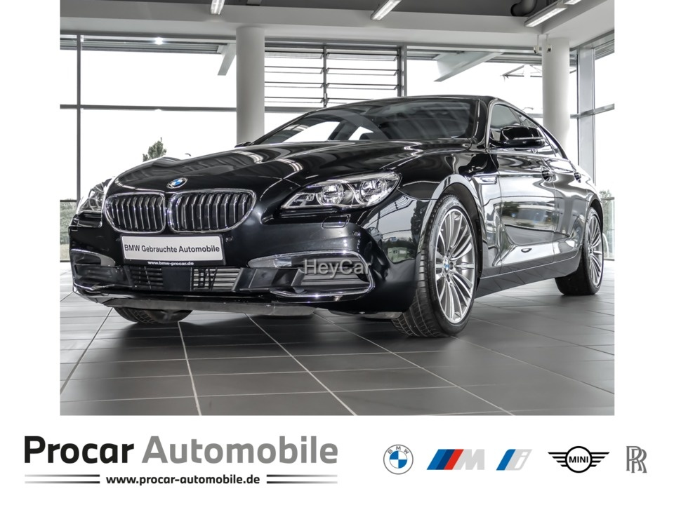 BMW 640 Gran Coupe xDrive Adaptive Drive, Jahr 2017, Diesel