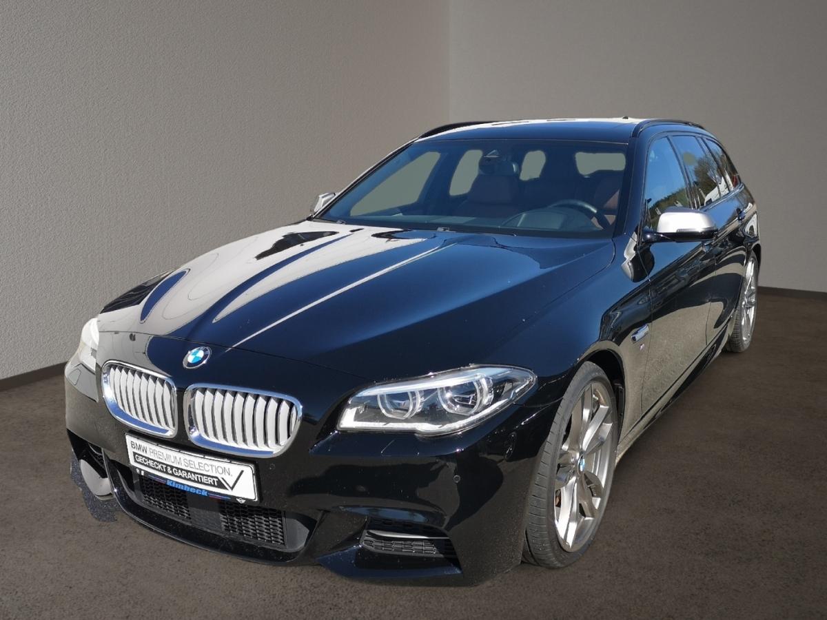 BMW M550d xDrive Touring M SPORT ACC AHK 2J.Garantie, Jahr 2014, Diesel
