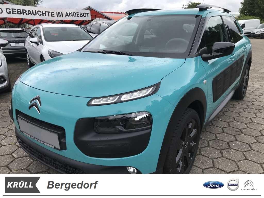 Citroën C4 Cactus 1.6 BlueHDi 100 Selection Klima Sitzheizung Rückfahrkamera, Jahr 2016, Diesel