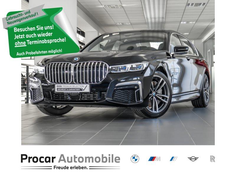 BMW 740d xDrive M Sportpaket Ferngesteuertes Parken, Jahr 2019, Diesel
