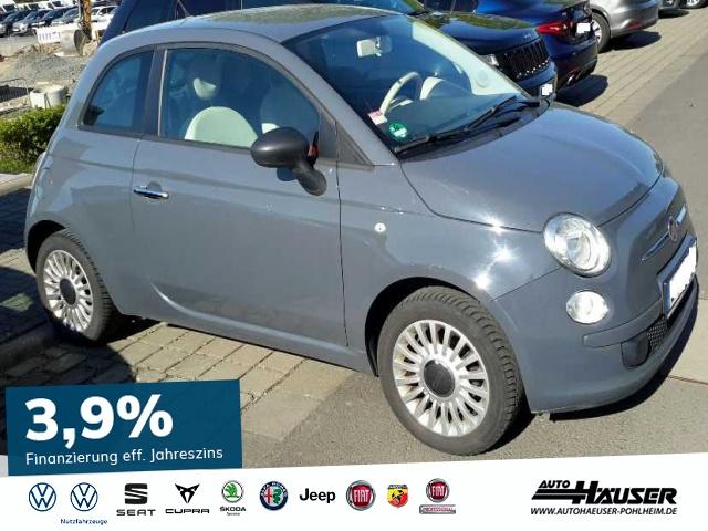 Fiat 500 1.2 8V POP el. Fenster, Jahr 2012, Benzin
