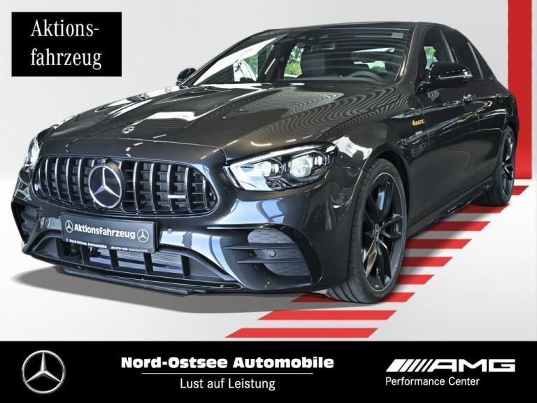 Mercedes-Benz AMG E 53 4m+ MOPF NIGHT VMAX PANO HUD BURMESTER, Jahr 2020, Benzin