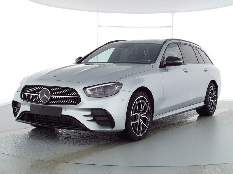 Mercedes-Benz E 400d 4M T AMG+AIRBODY+STDHZ+AHK+DISTR+360°+SHD, Jahr 2020, Diesel