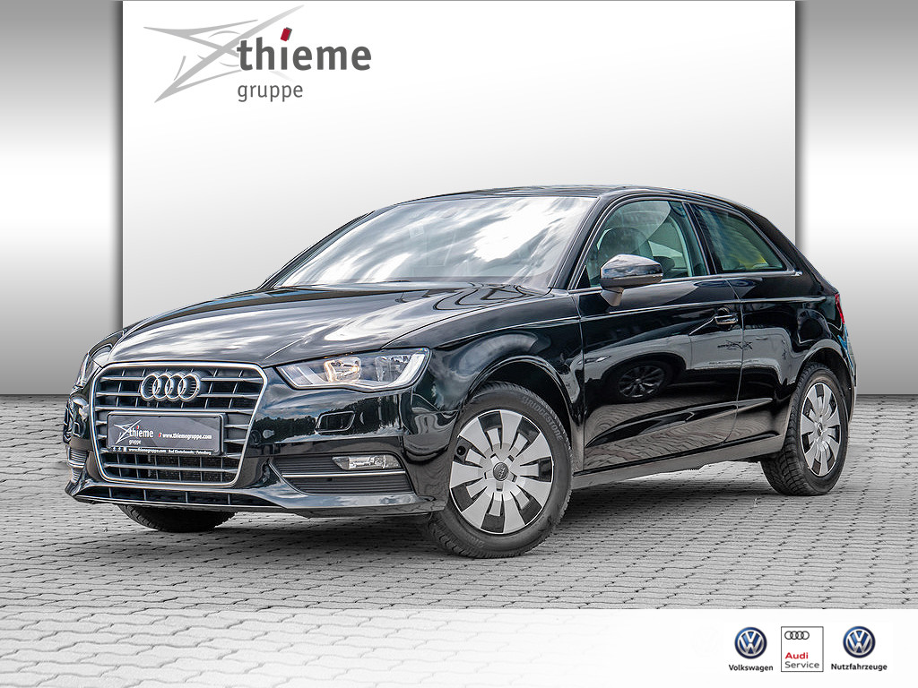 Audi A3 1.2 TFSI Attraction, Jahr 2015, Benzin