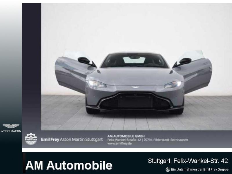 Aston Martin V8 Vantage / UPE 168.659,-, Jahr 2019, petrol