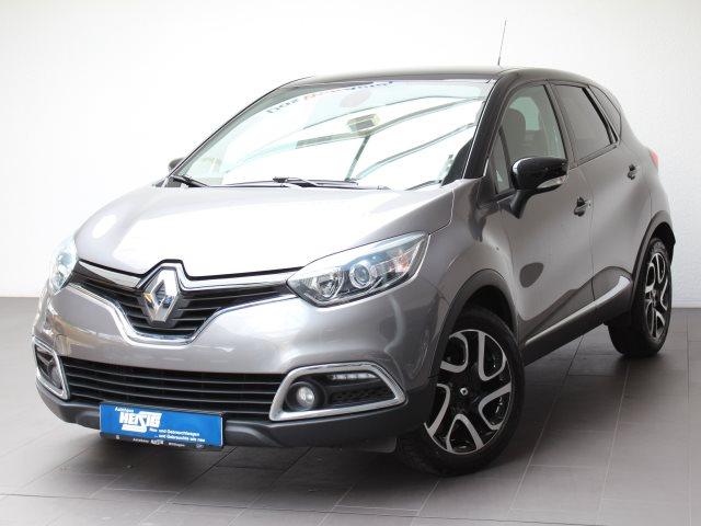 Renault Captur Luxe 0.9 5-Gang KLIMA/BLUETOOTH, Jahr 2013, Benzin