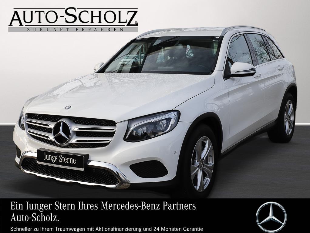 Mercedes-Benz GLC 220 d 4MATIC NAVI+PDC+LED+ILS+KAMERA+AUDIO20, Jahr 2015, Diesel