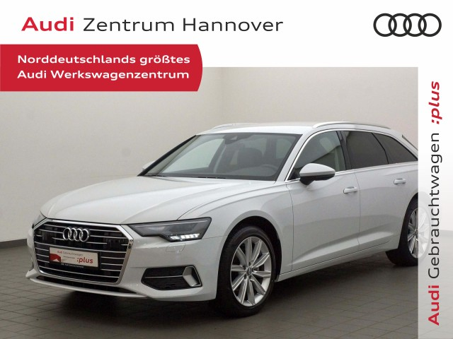 Audi A6 Avant 40 TDI sport, AHK, virtual, Alcant., LED, ACC, Jahr 2020, Diesel