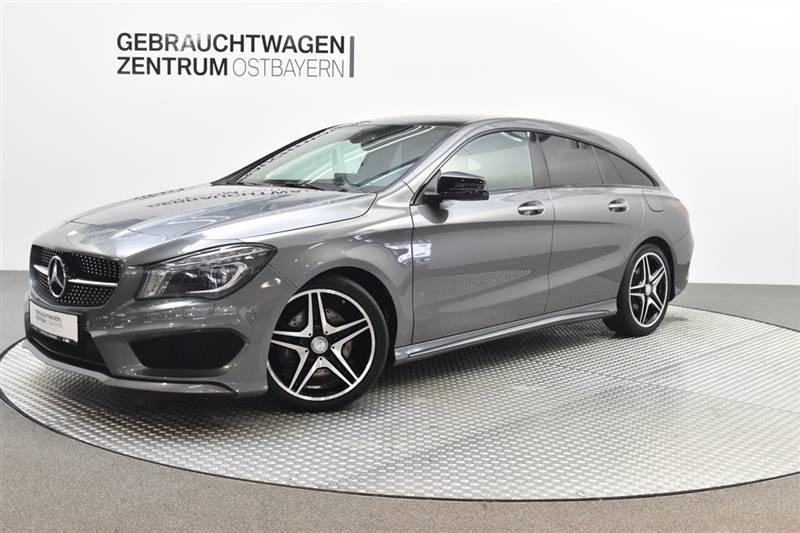 Mercedes-Benz CLA Shooting Brake 220 (CDI) d 4Matic 7G-DCT AMG Line, Jahr 2016, Diesel