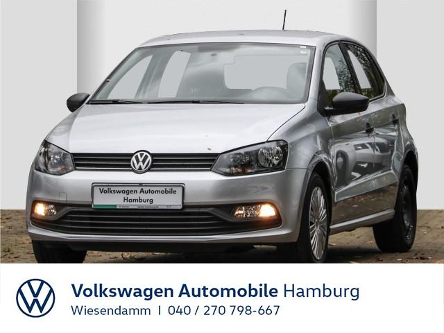 Volkswagen Polo 1.4 TDI Klimaautomatik Servo, Jahr 2017, Diesel