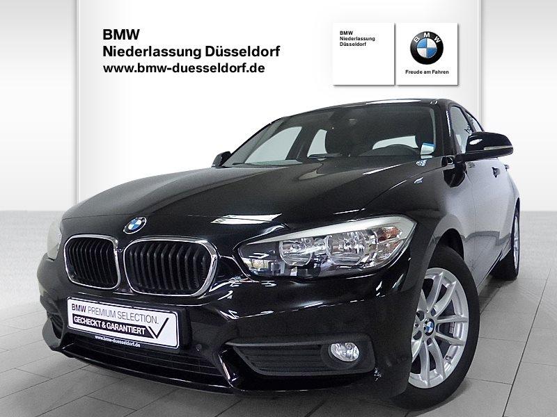BMW 118i 5-Türer Advantage, Jahr 2017, Benzin
