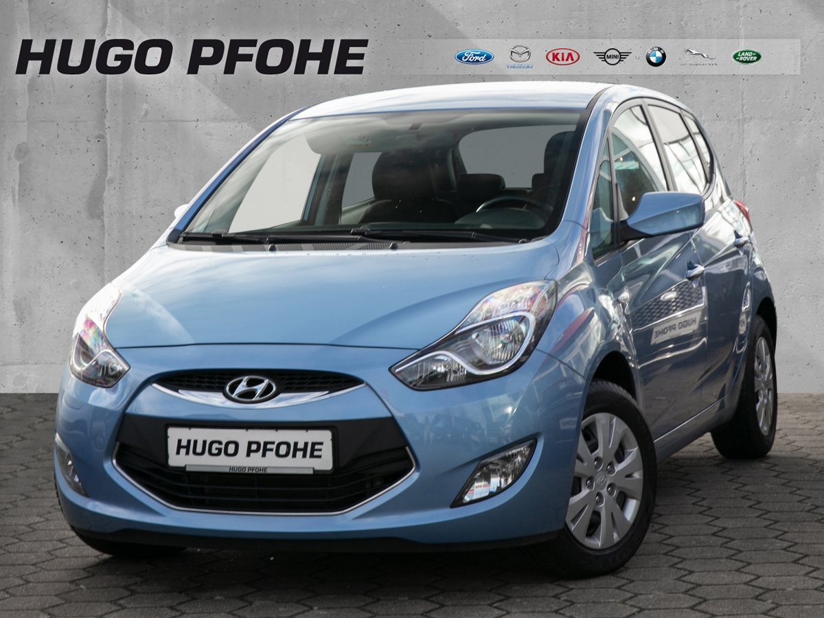 Hyundai ix20 Fifa World Cup Edition 1.4 SHZ PDC, Jahr 2014, Benzin