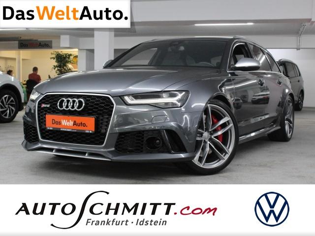 Audi RS6 4.0 TFSI Quattro Avant KOMFORTPAKET Bluetooth, Jahr 2015, Benzin