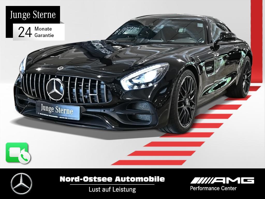 Mercedes-Benz AMG GT Coupé COMAND Pano Night LED Kamera Keyles, Jahr 2018, Benzin
