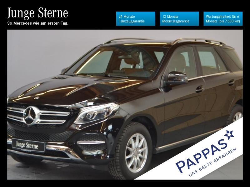 Mercedes-Benz GLE 350 d 4MATIC Comand+Fahrassist.+Pano.-Dach, Jahr 2015, Diesel