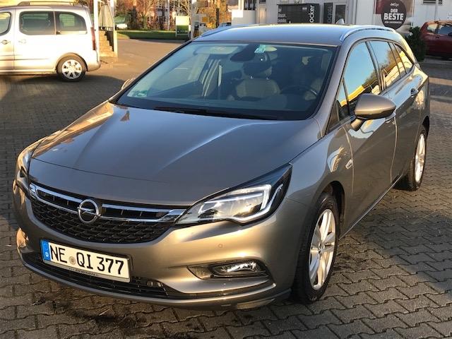 Opel Astra K Sports Tourer Active Start Stop 1.6 CDTI Navi PDCv+h LED-Tagfahrlicht Multif.Lenkrad, Jahr 2017, Diesel