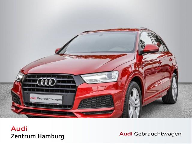 Audi Q3 2,0 TDI sport S tronic S LINE NAVI XENON, Jahr 2017, Diesel