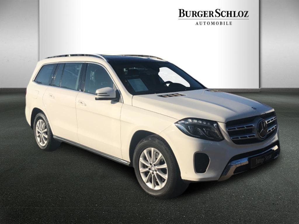 Mercedes-Benz GLS 350 d 4MATIC Comand/Distronic/Pano.-Dach, Jahr 2016, Diesel