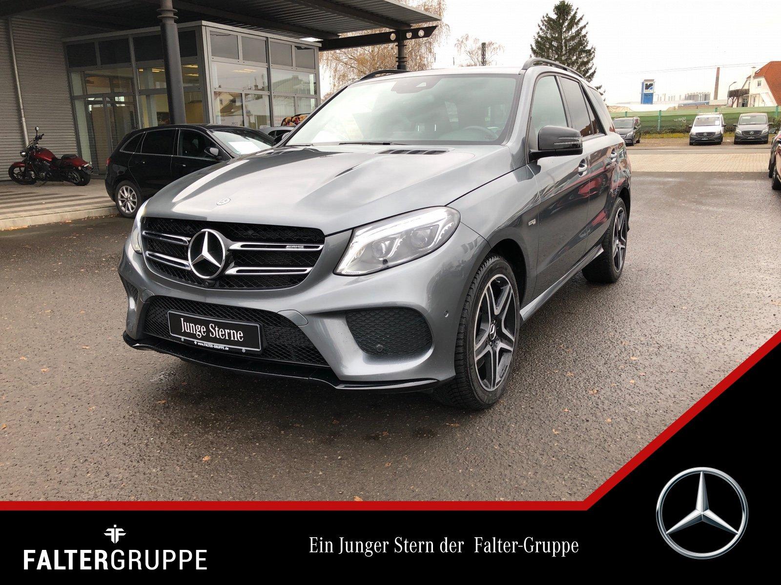 Mercedes-Benz GLE 43 AMG Night AIRMATIC Comand ILS 360°Totwink, Jahr 2018, Benzin