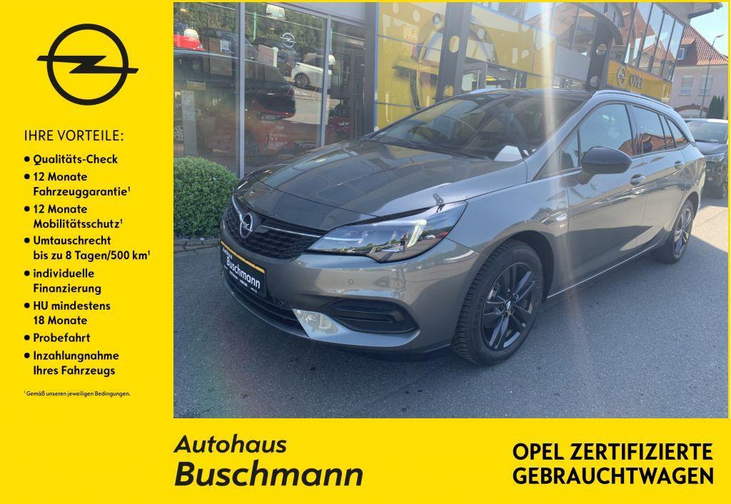 Opel Astra 1.2 Turbo Opel 2020, Jahr 2020, Benzin